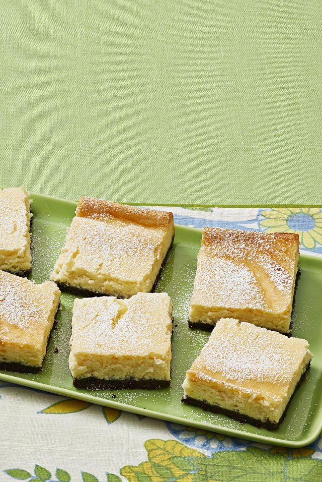 key lime pie cheesecake bars recipe