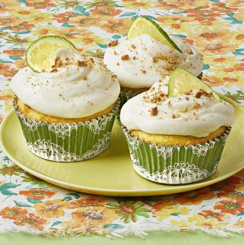 key lime pie cupcakes easter cupcakes