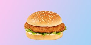 KFC vega burger