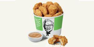 KFC Beyond fried chicken
