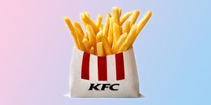 KFC nieuwe franse frietjes