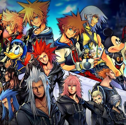Anime, Cartoon, Animated cartoon, Fiction, Illustration, Art, Team, Fictional character, Comics, Massively multiplayer online role-playing game,