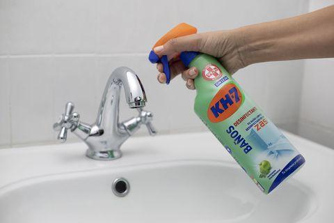 manual para la limpieza y desinfección de kh 7
