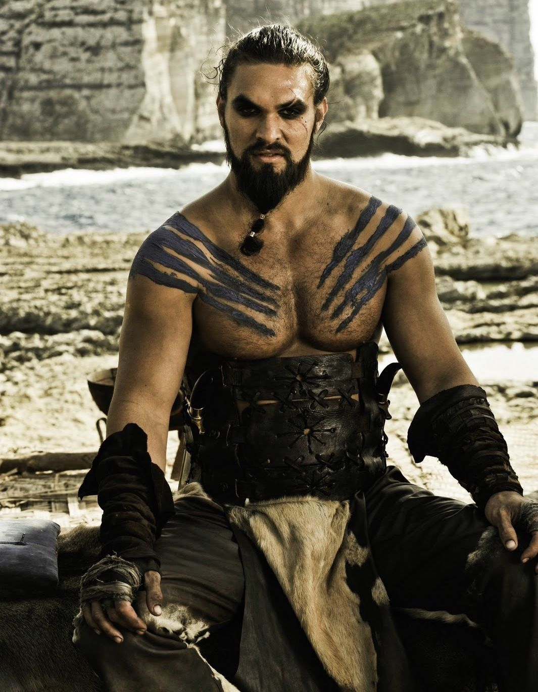Jason Momoa Says No One Knew He Spoke English After Playing Khal Drogo on Game of Thrones