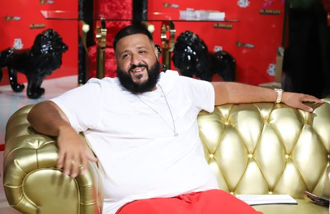 DJ Khaled 'We The Best Home' Debut & Launch Event