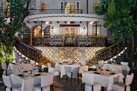 Gianni Versace S Mansion Is Now A Luxury Hotel Photos Of
