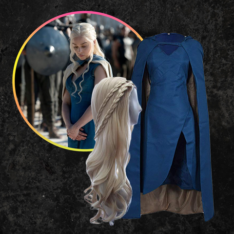 4 Daenerys Targaryen Khaleesi Costume Ideas Game Of