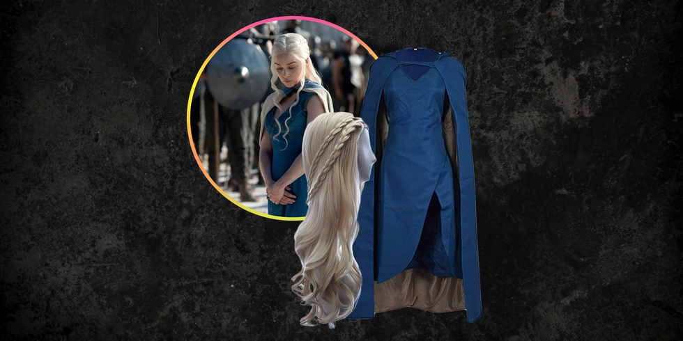 4 Khaleesi Costumes You Can Buy to Channel Your Inner Daenerys Targaryen