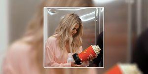 Khloe Kardashian thanks Kim for making a sex tape during fake awards speech