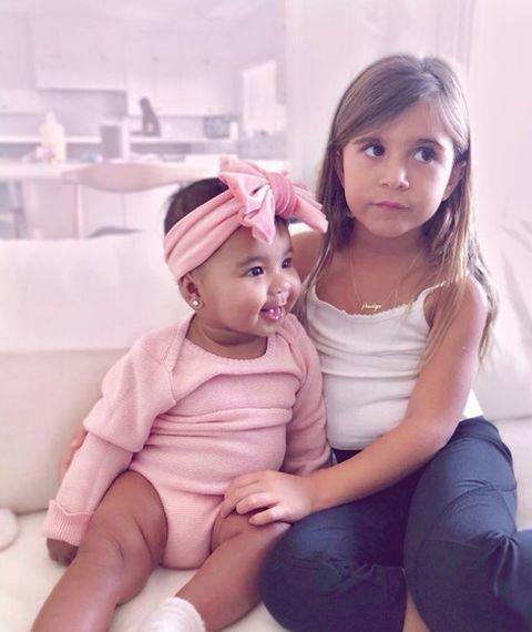 People, Pink, Child, Skin, Beauty, Purple, Eye, Toddler, Leg, Headgear,