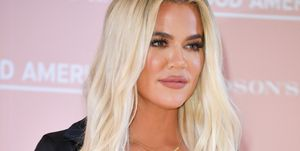 Hudson's Bay Celebrates Launch Of Good American With Co-Founders Khloe Kardashian And Emma Grede In Toronto