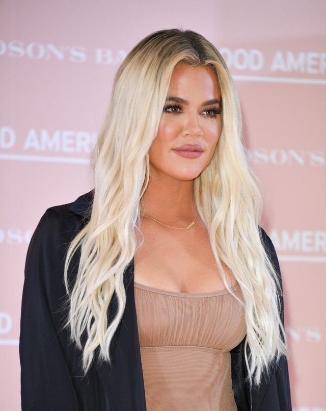 hudson's bay celebrates launch of good american with co founders khloe kardashian and emma grede in toronto