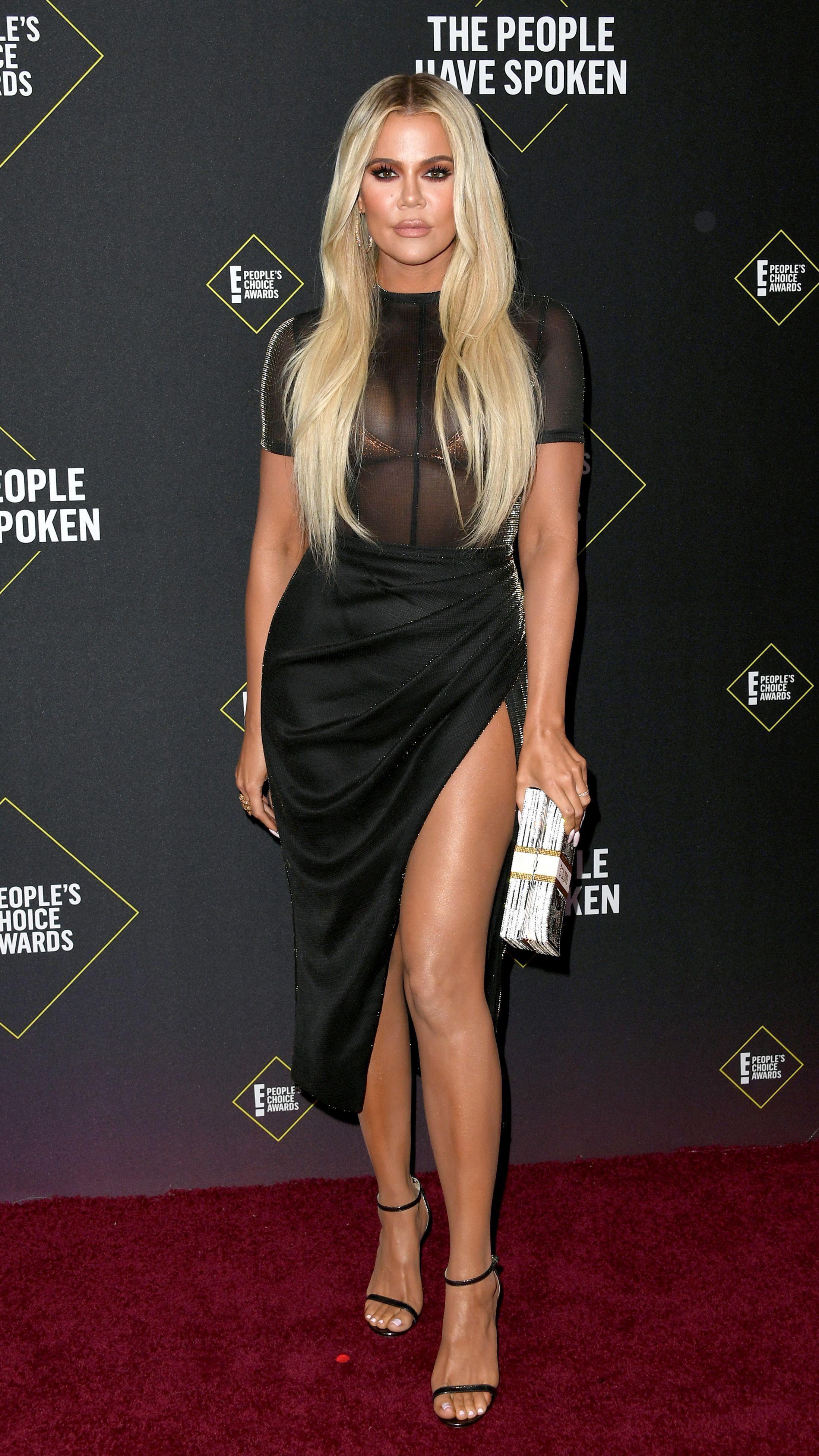 Khloe Kardashian Paid The Grocery Bills Of Elderly Shoppers In L A