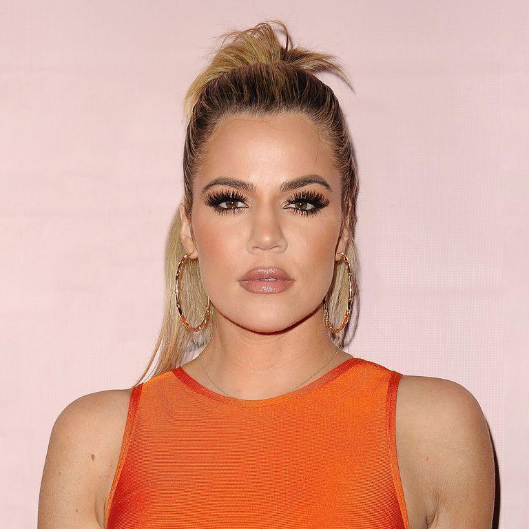 Khloé Kardashian Admits She Had Trouble Breastfeeding True Due to Stress
