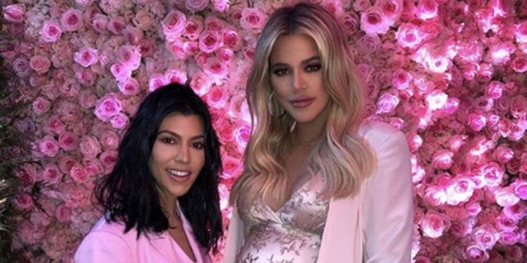 Khloe Kardashian Baby Shower All The Pictures You Need To See