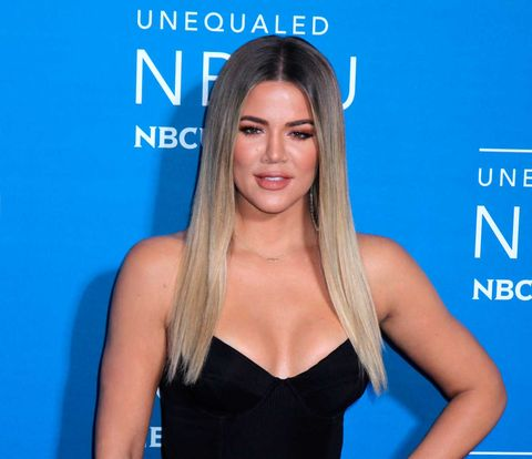 Khloé Kardashian celebra cumpleaños bebé