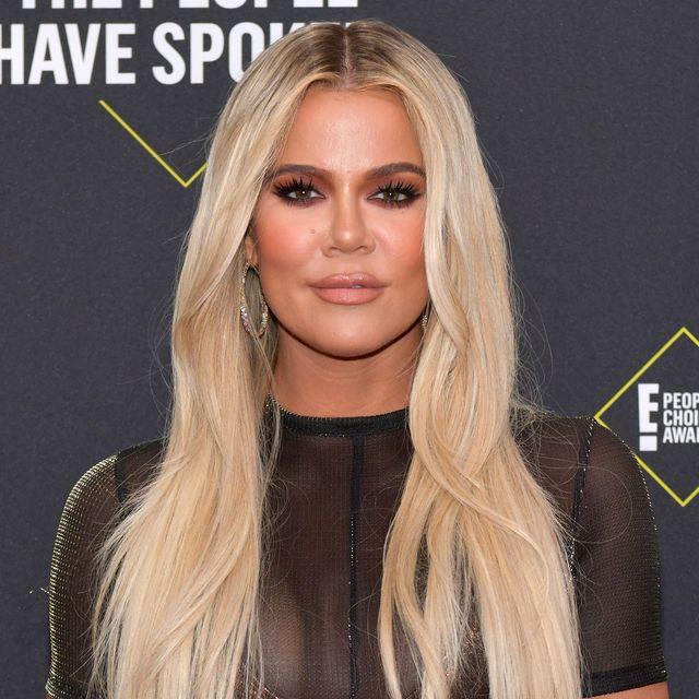 khloe kardashian dark brown hair