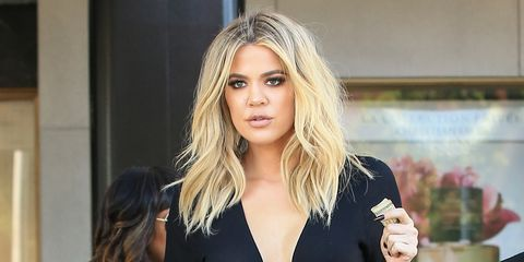 Khloe Kardashian S New Diamond Ring Is An Ode To Her