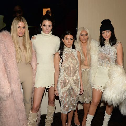e497fa09c1 Kanye West Yeezy Season 3 - Backstage. Kevin MazurGetty Images. Kendall  Jenner just admitted that she didn t always feel like ...