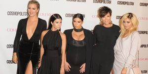 Cosmopolitan Magazine's 50th Birthday Celebration