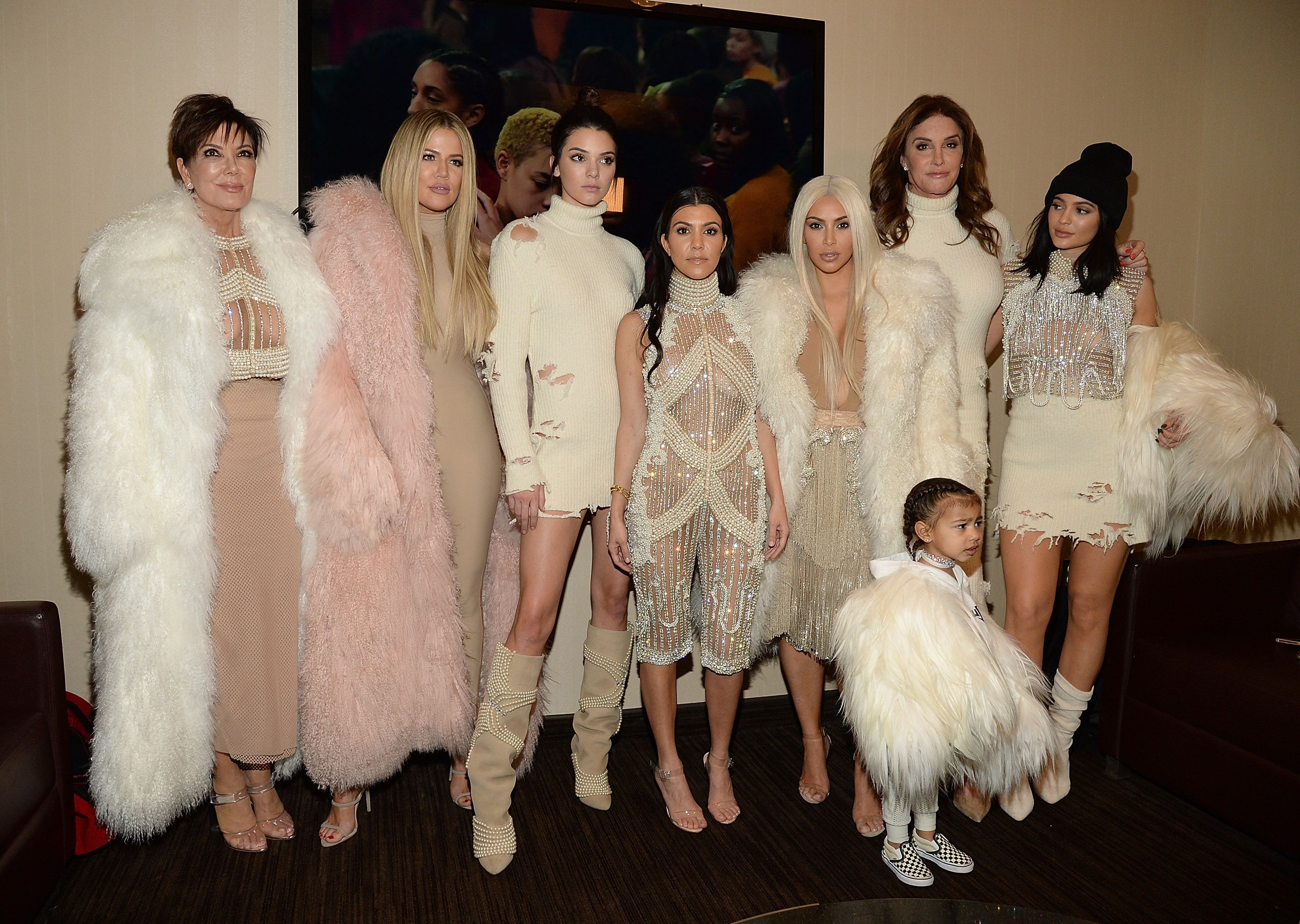 kardashian family news 2018