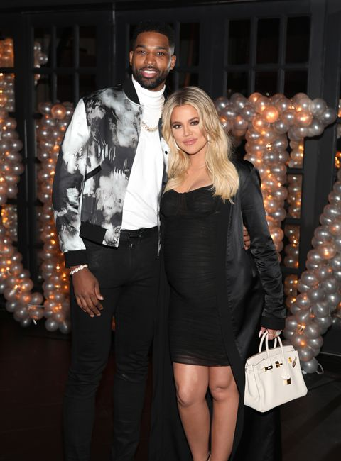 Image result for khloe and tristan together