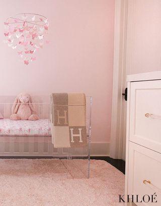 Khloe Kardashian Releases Photos of Baby True\'s Nursery