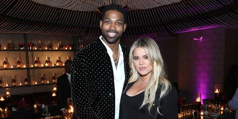"""The Kardashians Are Reportedly """"Rallying Around"""" Khloé in Light of Tristan Thompson's Infidelity"""
