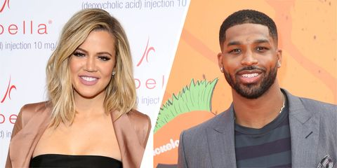 """Tristan Thompson feels """"trapped"""" in relationship with Khloe Kardashian, reportedly"""
