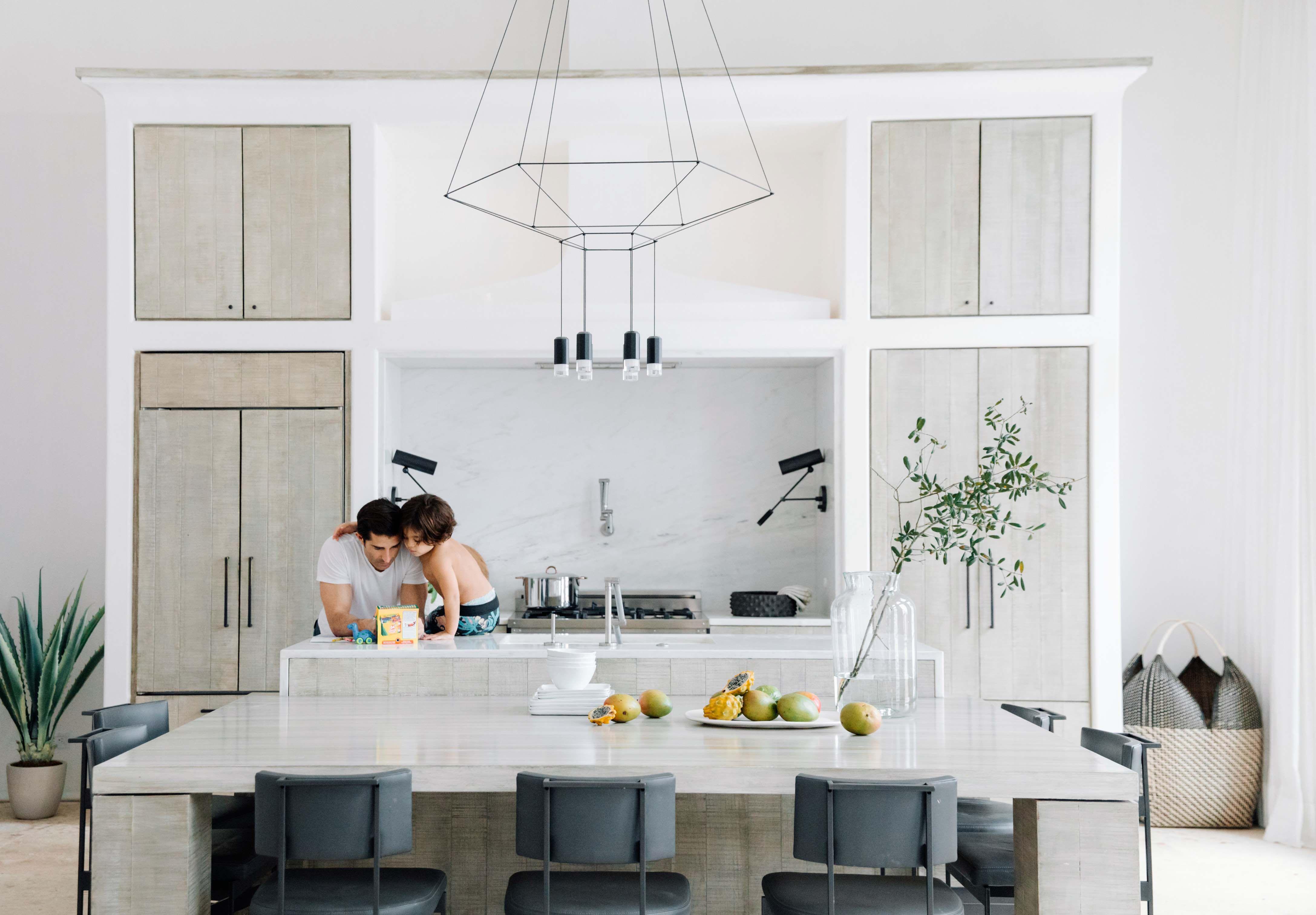 Inside A Khoury Vogt Design Alys Beach Home