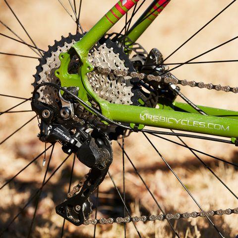 자전거에서 기어를 이동하는 방법 |  자전거 기어 설명