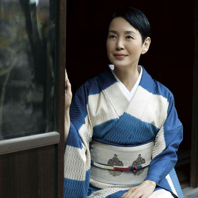 樋口可南子さんの「着物と、私と、染織と」