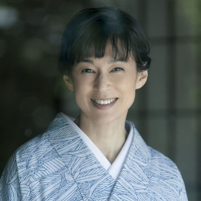 鈴木保奈美さん