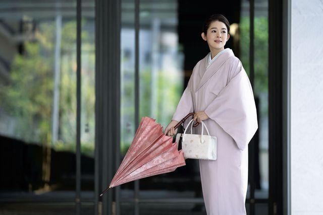 富澤輝実子のいまどき着物相談室 雨の日の備え