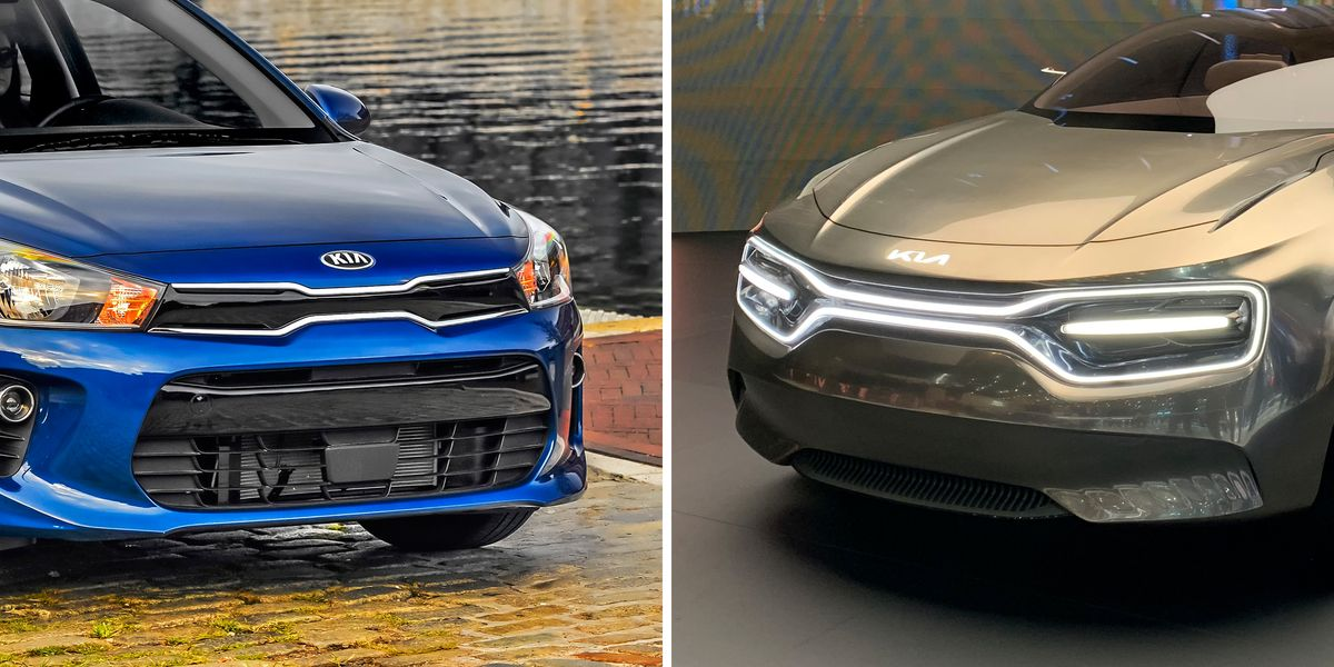 Kia Certified Pre-Owned >> Why Kia Should Adopt a New Logo Design - See the Alternative