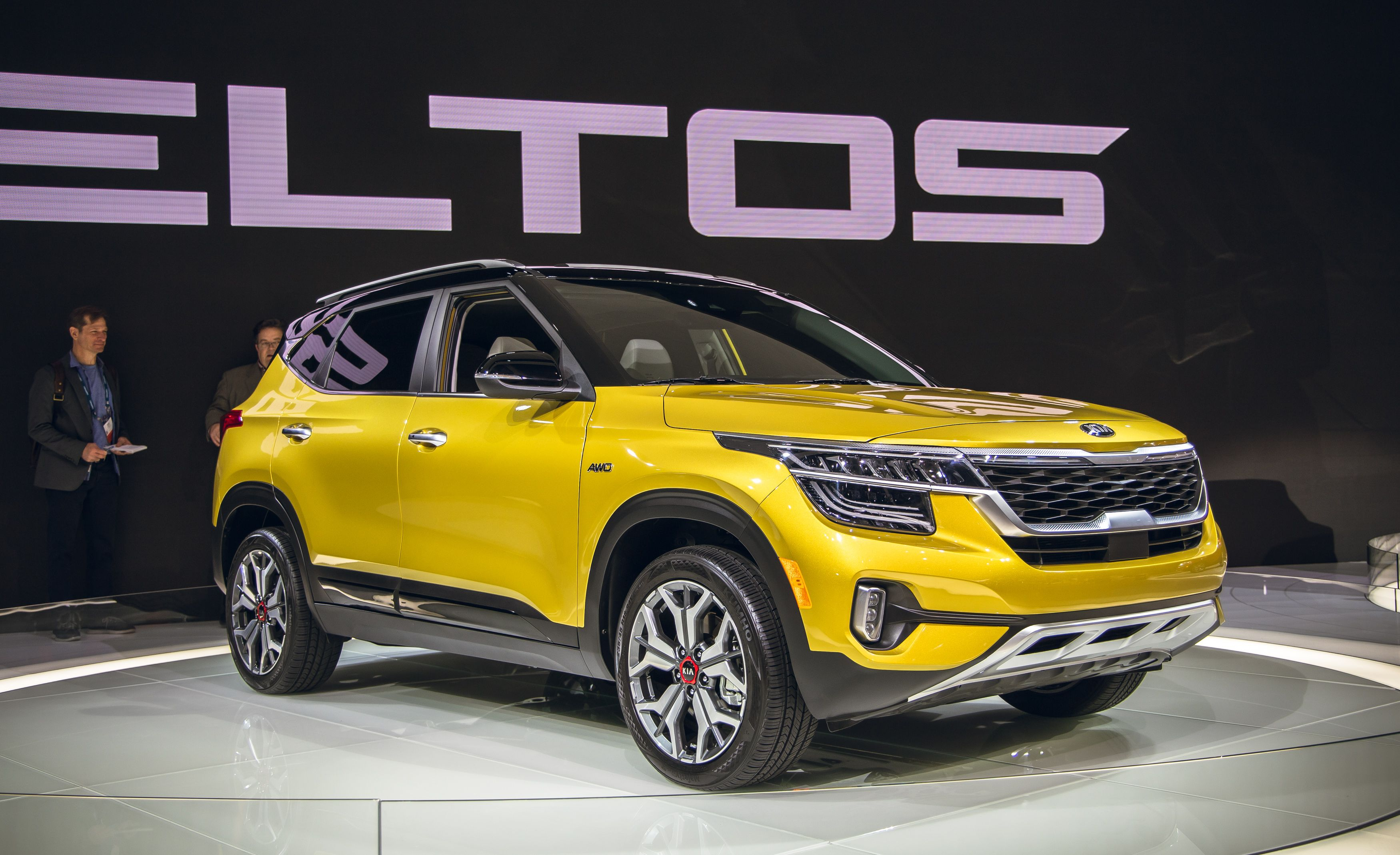 It S Official Kia Launching Seltos Subcompact Suv In U S For 2021
