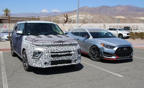 2019 Kia Soul AWD Spy Shots, Interior, Price >> 2020 Kia Soul Gets A Unilight And A Center Exit Exhaust