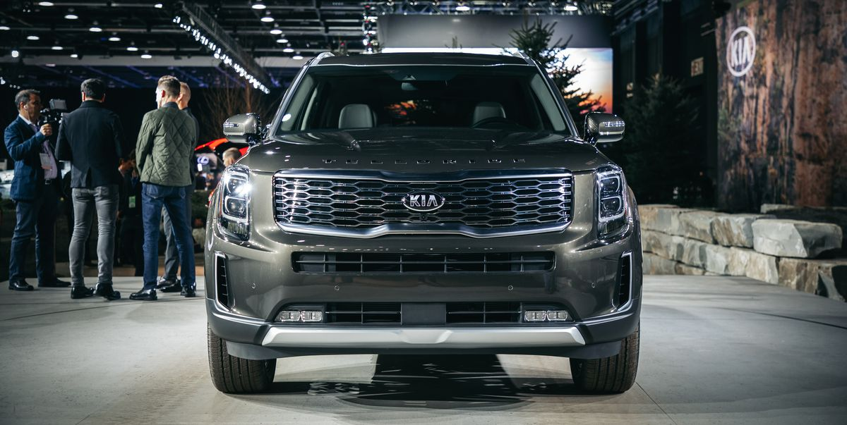 Used Gmc Trucks For Sale >> 2020 Kia Telluride SUV - Interesting Design Details from ...