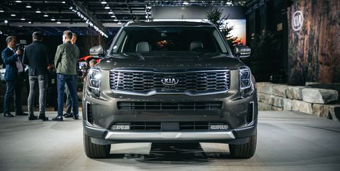 477dce9dc278 2020 Kia Telluride SUV - Interesting Design Details from the ...