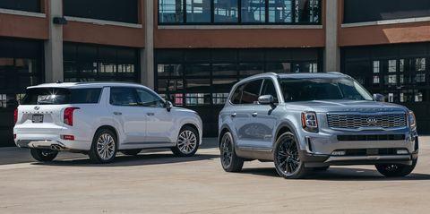 Kia Telluride and Hyundai Palisade Are Getting Pricier Already