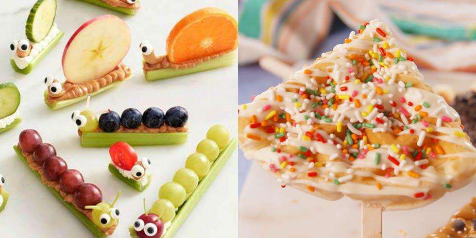 kid-friendly breakfast recipes