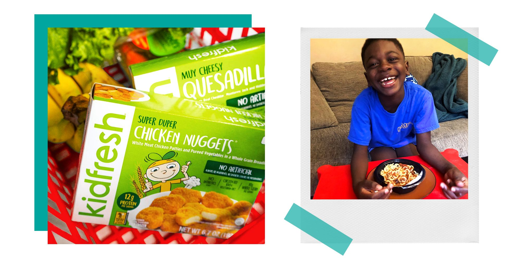 My 6-Year-Old Promised to Listen to Me Forever After Trying This Yummy Frozen Kid's Meal