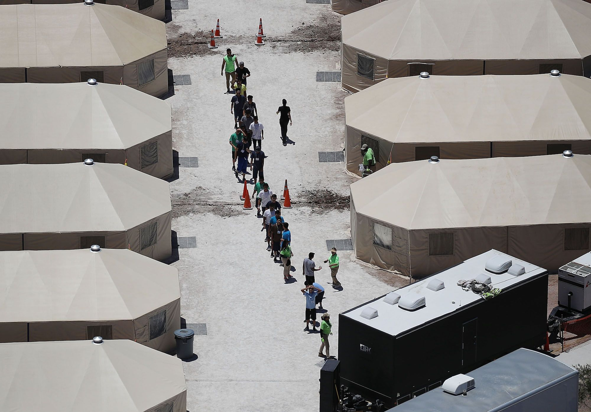 Housing Migrants Is a For-Profit Business. Members of Congress Are Doing Their Part.