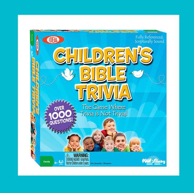 kids bible games