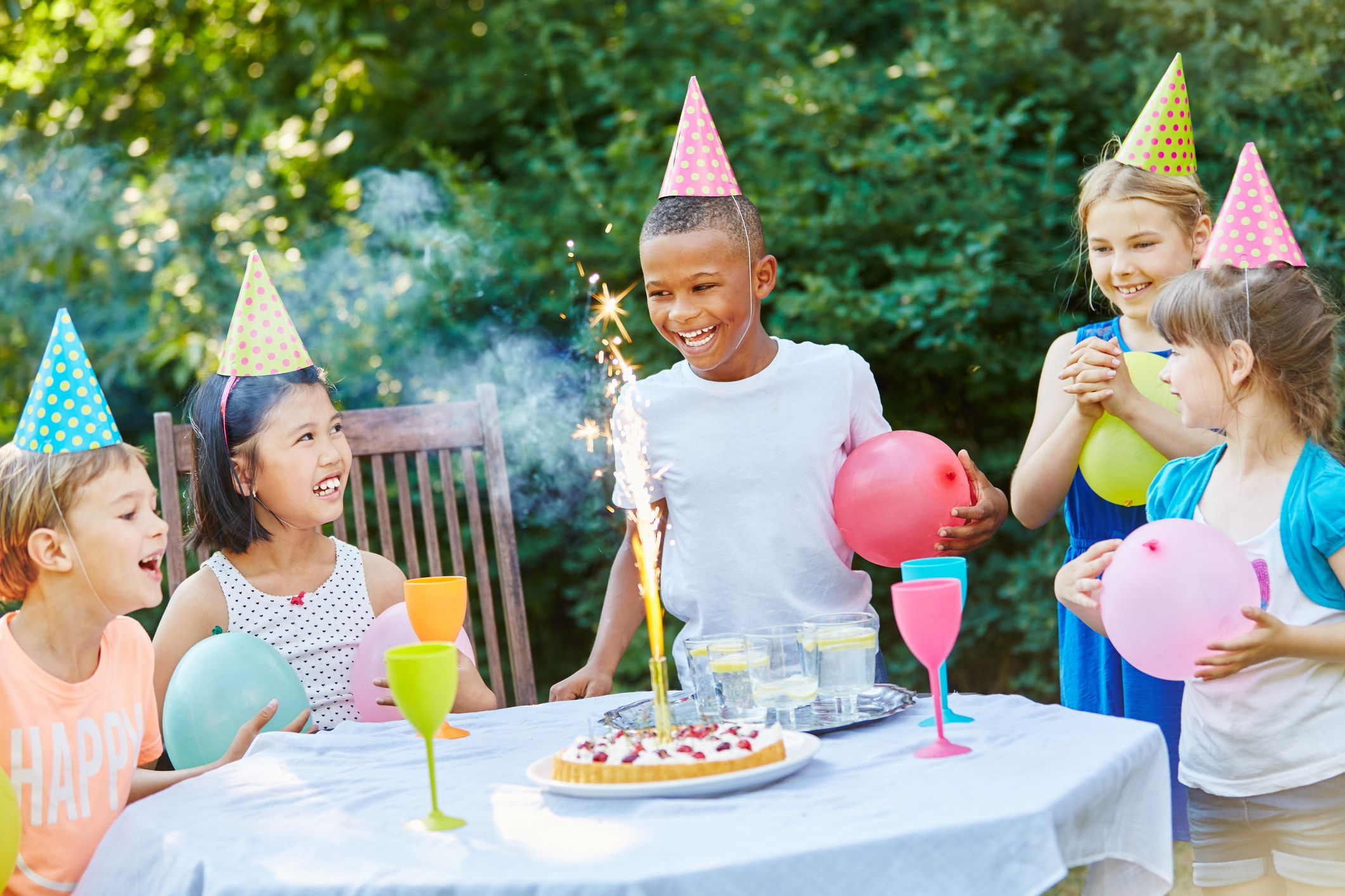 21 Birthday Party Games for Kids of All Ages