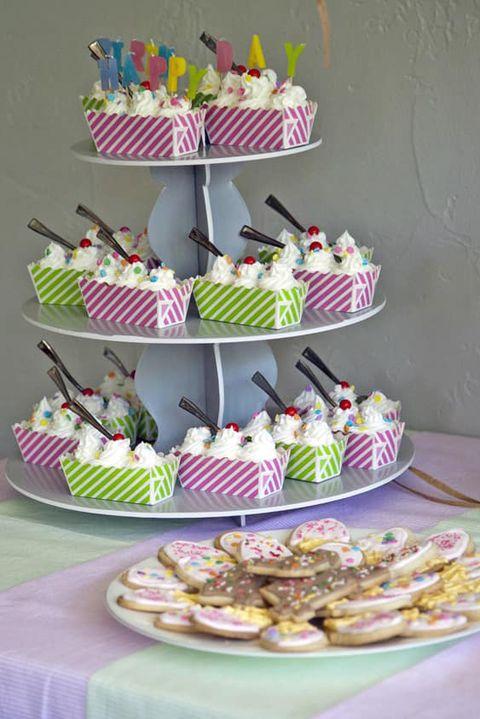 kids birthday party ideas themes ice cream social