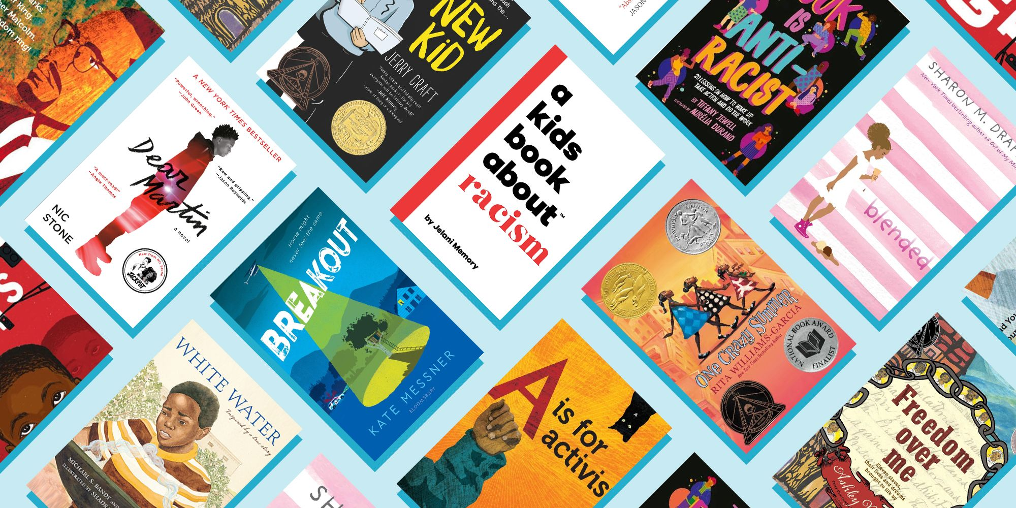 15 Books About Race and Racism for Kids to Start the Dialogue at Home