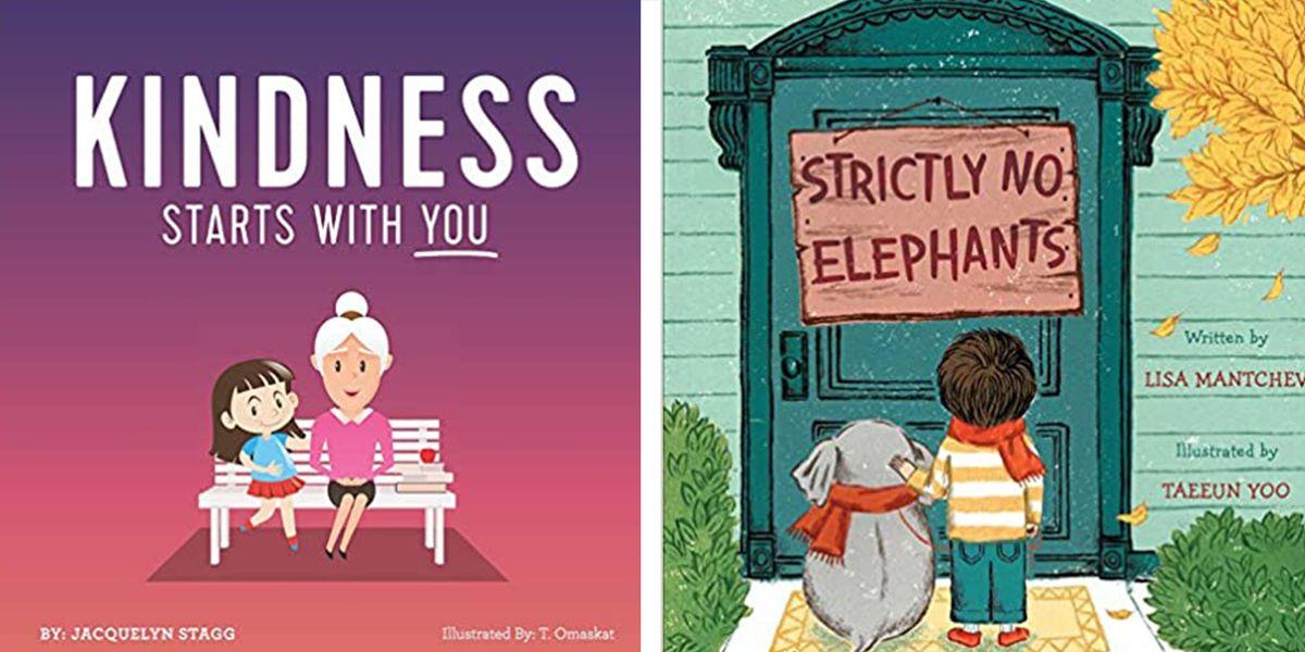 17 Kids' Books That Teach Kindness & Compassion
