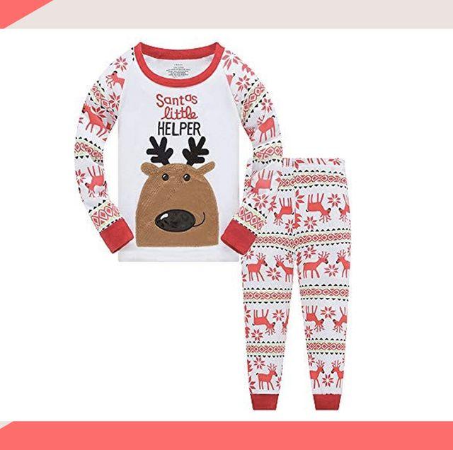 kids christmas pyjamas