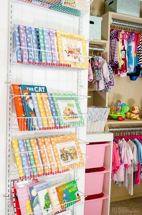 f397c4296b7 30 Closet Organization Ideas - Best DIY Closet Organizers